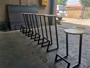 Custom made steel Furniture to your design