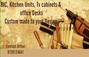 BIC, Kitchen units, office desks