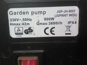 WELL POINT / GARDEN PUMP FOR SALE.