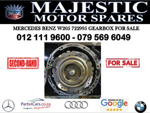 Mercedes benz W205 gearbox for sale