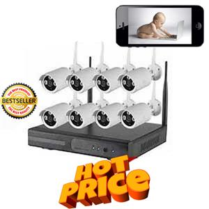 8-Channel AHD CCTV System on Sale
