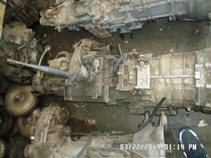 Mitsubishi Pajero 4m41 4x4 5spd gearbox for sale