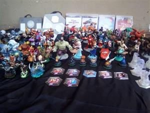 Disney Infinity models and more