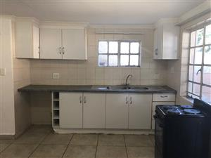 Spacious two bedroom for rent in Primrose. Immediate occupation.