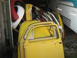 Plenty beetle spares, doors, panels