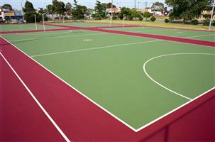 construction of tennis courts  Brits ,renovations of netball courts North West,resurfacing of tennis courts Rusternburg