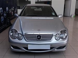 2007 Mercedes Benz C-Class C180 Edition C