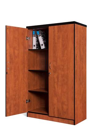 Stationery Cabinet 1500x900! Royal Cherry.
