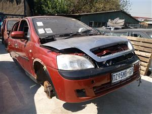 Opel corsa C/gamma stripping for replacement spare parts