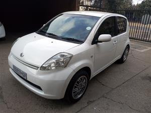 2007 Daihatsu Sirion 1.3
