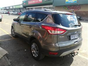 2014 Ford Kuga KUGA 1.5 ECOBOOST TREND A/T