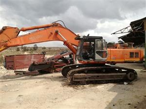 Hitachi EX 600 for sale.