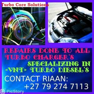 TURBO CORE SOLUTIONS