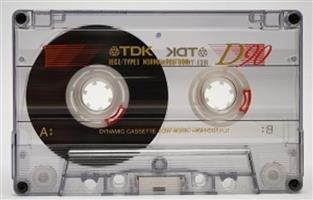 Kassette (tapes)