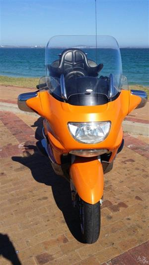 War Eagle Racing Motorcycle Screens and Fairings BMW K1200LT Standard Screen