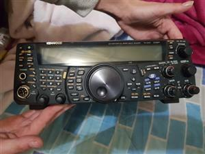 Kenwood 2000 limited edition box and all manual