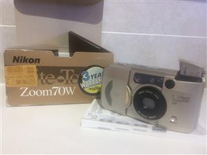 Nikon Lite Touch Zoom70W