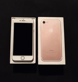 Iphone 7 Rose gold 257 gb