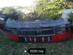 Audi A4 bumper.