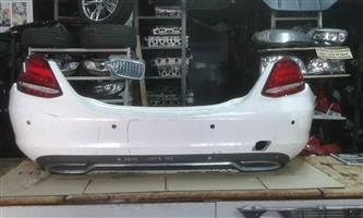 MERCEDES BENZ W205 STRIPPING FOR SPARES