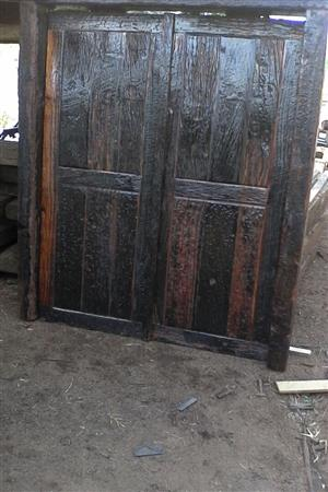 Sleeper doors