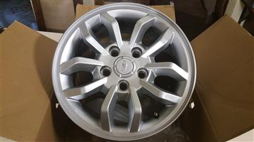 "Bargain - Brand new 15"" Rims - Mags To fit cars with 5 X 114.3 PCD"