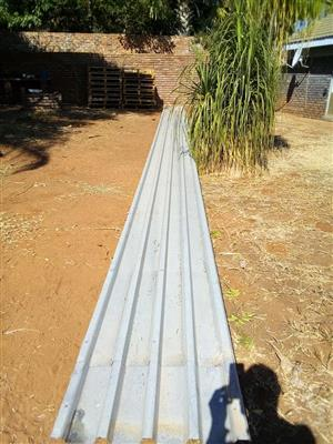Metal Corrugated IBR Roof sheets 0.50m