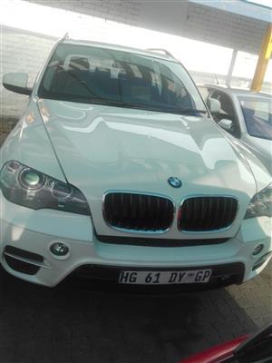 2012 BMW X5 xDrive30d