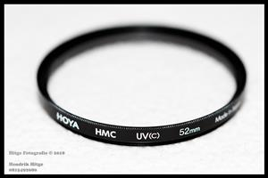 52mm - HOYA HMC UV Filter