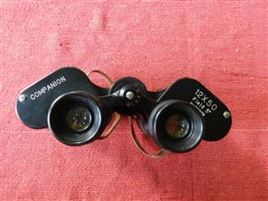 Companion Binoculars 12 x 50