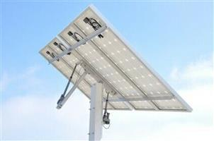 Solar Tracker Complete Kit with Solar Panels - Dual Axis