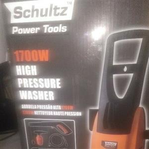 Shultz pressure cleaner - 1700watt