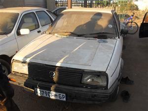 1986 VW Jetta 1.6 Comfortline