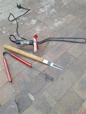 Braai utensils for sale