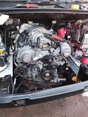 2017 Nissan NP300 Hardbody 2.5TDi mid