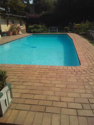 Outside rooms to let in Bordeaux Randburg
