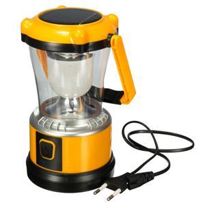 Solar LED Rechargeable Lantern Multi-Functional + USB Port & More. Brand New.