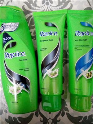 Rejoice Combo Shampoo / Conditioner