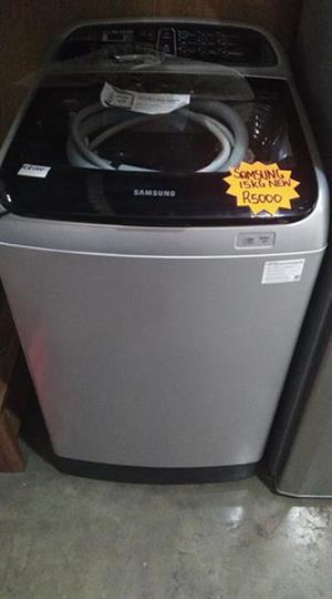 Samsung 15 KG Shop soild washing machine