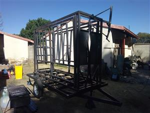 manufacture OF quality gates and livestock handling equipment