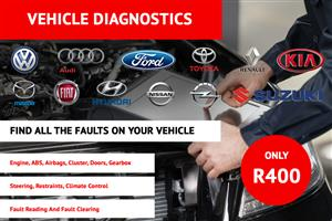 Vehicle Diagnostics | Find All Faults On Your Vehicle R400