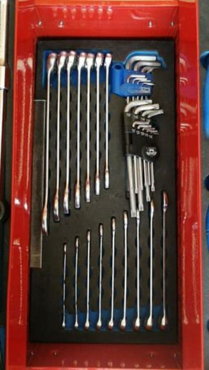 Complete tool set for sale