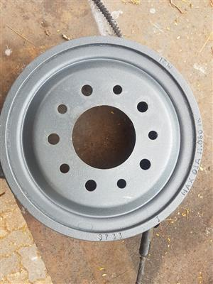 67 to 72 F100 front brake drums