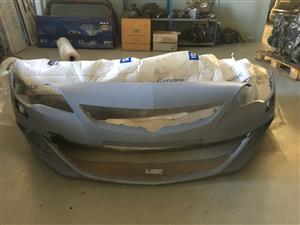 Opel Astra J OPC New and Original Front Bumper For Sale