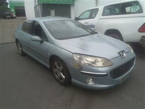 2004 Cars for Stripping Peugeot