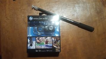 HP100 Action Cam