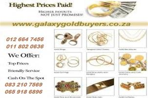 bring your unwanted gold & silver