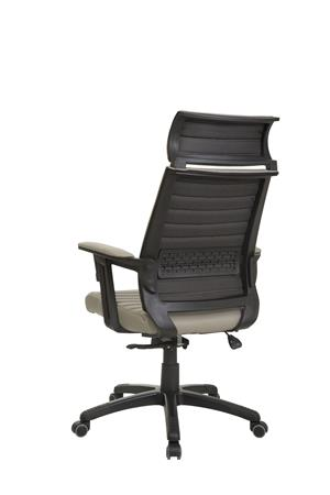 WALL STREET CHAIR,Available in grey and dark grey,high back,visitor and medium back
