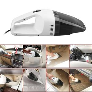 Portable Handheld Car Vacuum Cleaner - 12v