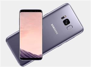 Samsung S8 Orchid Grey 64GB
